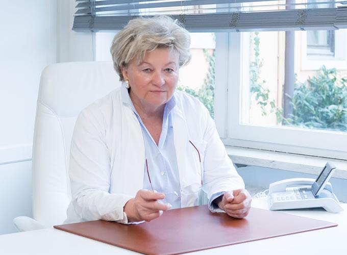 Dr. Med. Sieglinde Rainer-Hutter