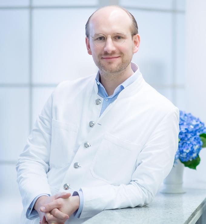 Privatdozent Dr. Med. Stefan Hutter