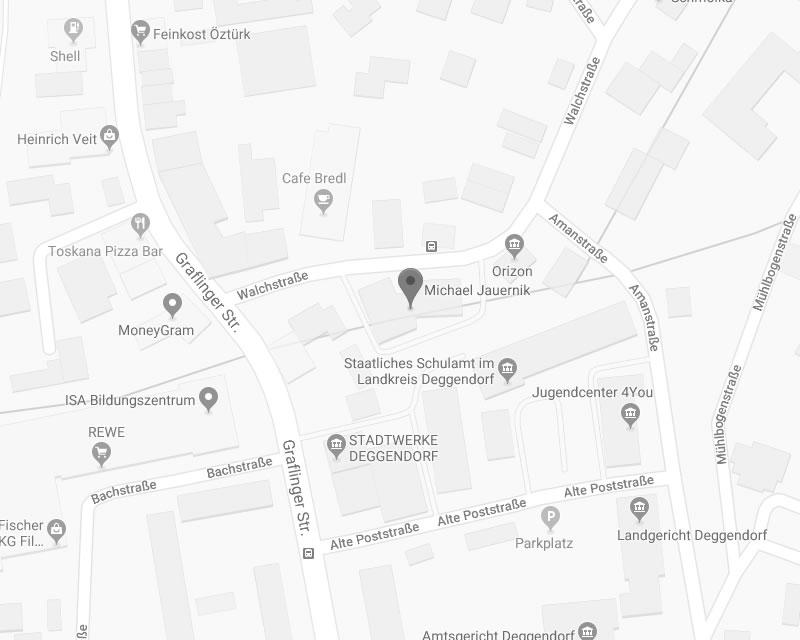 Ärztehaus Walchstrasse 4, 94469 Deggendorf